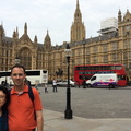 Jane and Joe Tourist in Wesminster