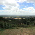 panorama from Leith Hill