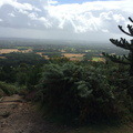 view from Leith Hill